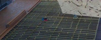 הקמת גינת גג